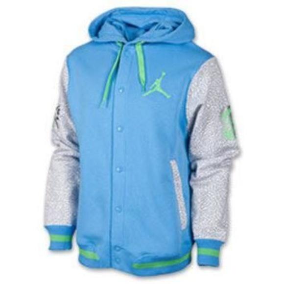 new arrival cc0f1 04069 Jordan Other - Nike Air Jordan Spizike Varsity Mens Jacket